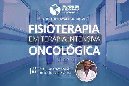 Fisioterapia em Terapia Intensiva Oncológica – Maceió