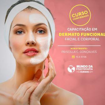 Capacitação em Dermato Funcional – Facial e Corporal