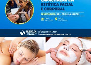 Capacitação em Estética – Facial e Corporal