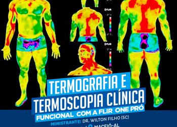 Termografia e Termoscopia Clínica Funcional com a Flir One Pró