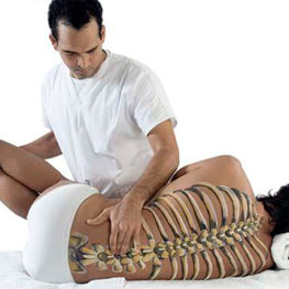 Osteopatia nas Disfunções da Coluna Vertebral
