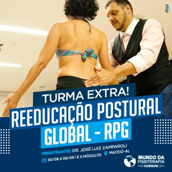 Formação em RPG – Reeducação Postural Global