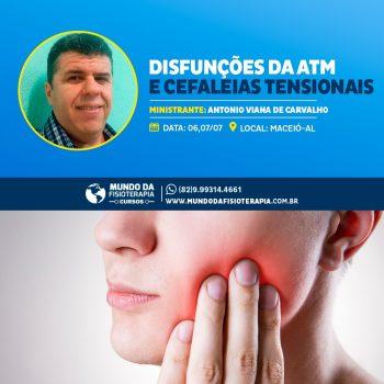 Tratamento Fisioterapêutico nas Disfunções da ATM e Cefaleias Tensionais