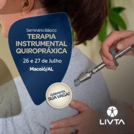 Terapia Instrumental Quiropráxica Básico TIQ1