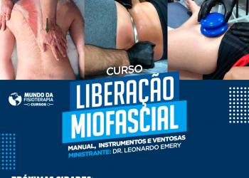Liberação Miofascial (Manual Instrumentos & Ventosas)