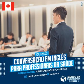 Conversação em Inglês para Profissionais da Saúde