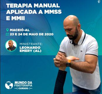 RECURSOS TERAPEUTICOS MANUAIS APLICADOS A MMII & MMSS