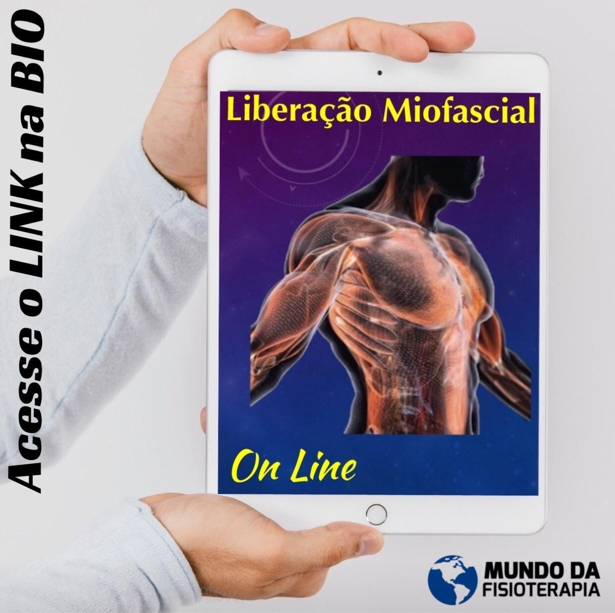 Liberação Miofascial Completo – Instrumental e Manual